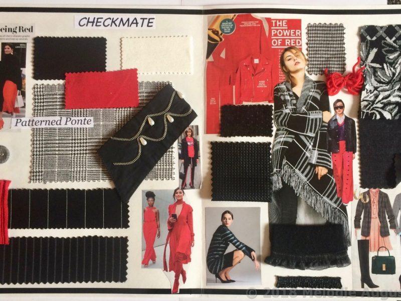 Checkmate Menswear Mood Board