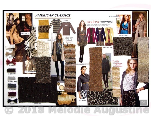 American Classic Sweater Board