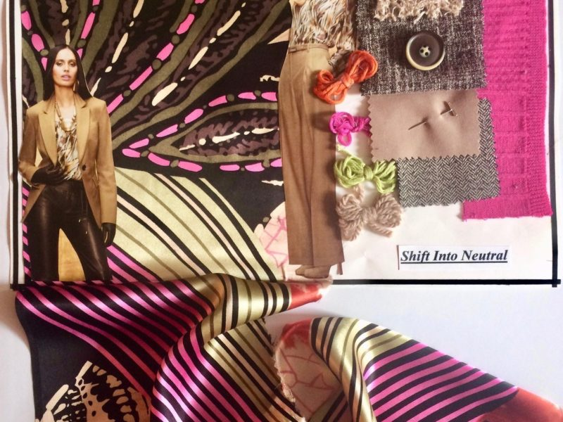 Shift to Neutral Mood Board
